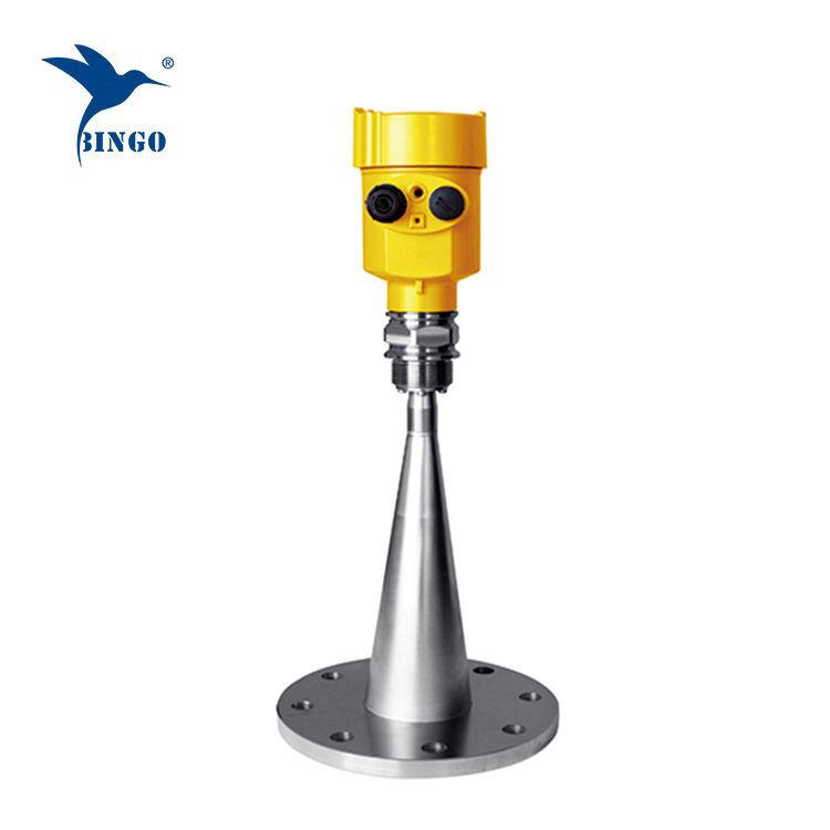 Transmissor de nível do radar da fonte de alimentação de 24VDC220VAC com elevada precisão