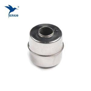 Bola de flutuador de aço inoxidável em forma de cilindro
