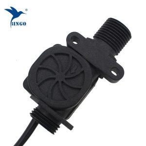 1/2 ″ bsp dn15 sensor do medidor de vazão de água