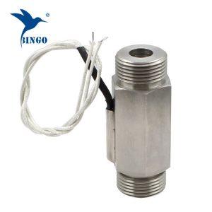 Interruptor de fluxo de aço inoxidável magnético DN25 300V para aquecedor de água