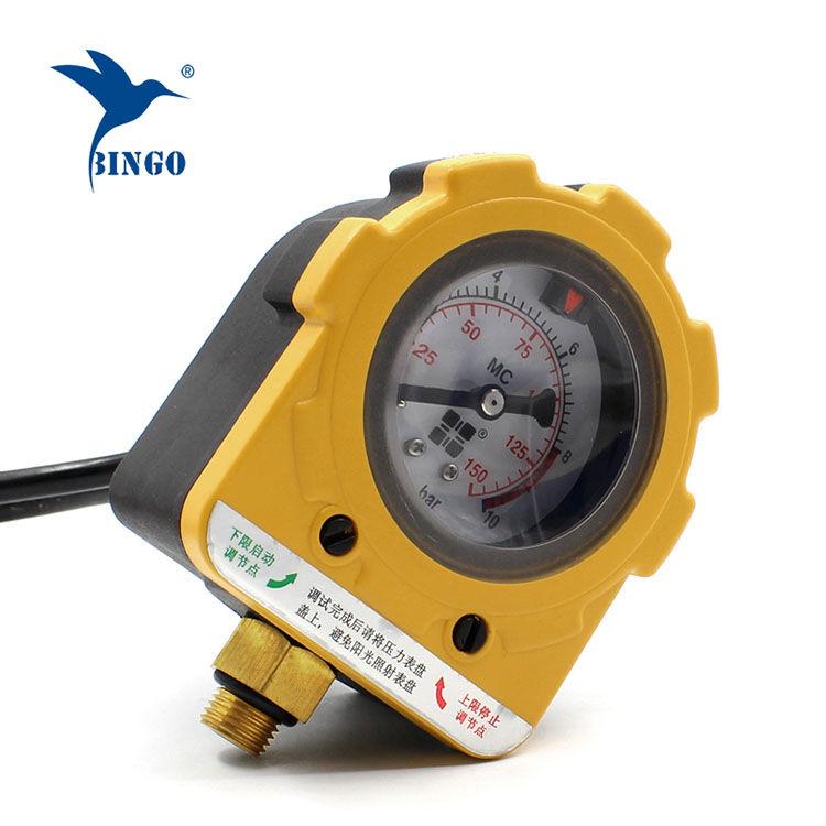 Controlador de pressão de bomba de água digital inteligente ON OFF Switch 220V