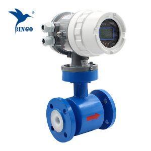 Caudalímetro eletromagnético para águaCanômetro eletromagnético para água