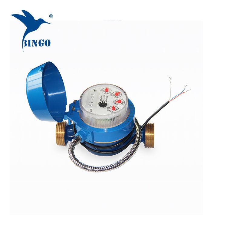 Impulso do medidor de água do galão