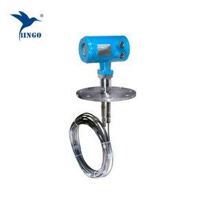medidor de nível de radar de onda guiada transmissor sensor de nível de radar 420ma hart