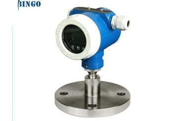 Transmissor de Pressão Inteligente Industrial com Flange e Diafragma 316L