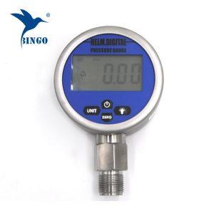 calibre de pressão digital do vácuo inteligente, lcd, exposição conduzida, calibre 100mpa