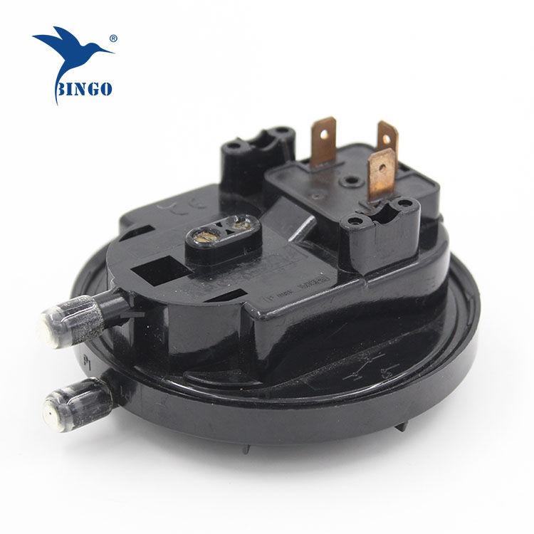 Interruptor de pressão diferencial de gás de ar baixo para ventilação e sistema de ar condicionado