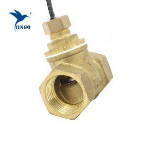 Interruptor de fluxo de latão tipo cobre