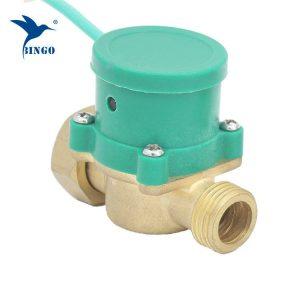Interruptor de fluxo de bomba de reforço de tubulação para água
