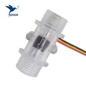 g1 / 2 dn15 3.5-24vdc 1-30l min sensor de fluxo de água