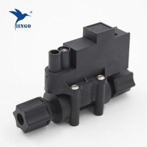Interruptor de alta pressão rápido em sistema de água RO