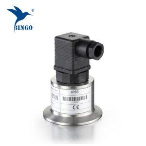 Sensor de Pressão de Aço Inoxidável, Transmissor de Pressão Piezoresistente de Hidrologia, Anti-Explosão