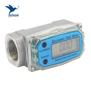 medidor de fluxo de cristal líquido medidor de turbina a diesel