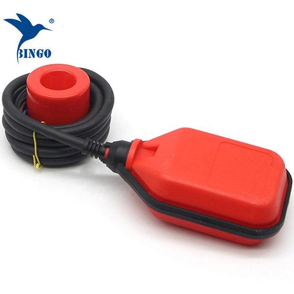 interruptor de flutuação de inclinação