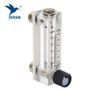 sensor de fluxo de água flange tipo sus304 float