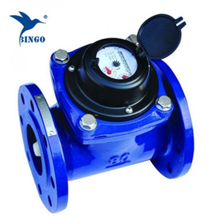 medidor de água a granel ultrassônico industrial comercial