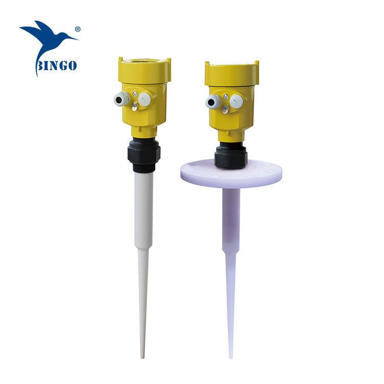transmissor de nível de radar de 6 GHz líquido corrosivo