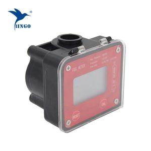 amostra do sensor de fluxo