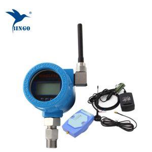 alta precisão fora do tubo de óleo transmissor de pressão sem fio