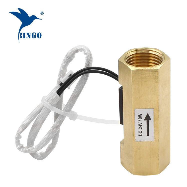 Interruptor de fluxo de água de latão magnético