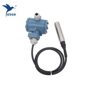 transmissor de pressão submersível com caixa de junção