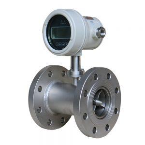 medidor de vazão de turbina medidor de vazão de rotor de sensor de água
